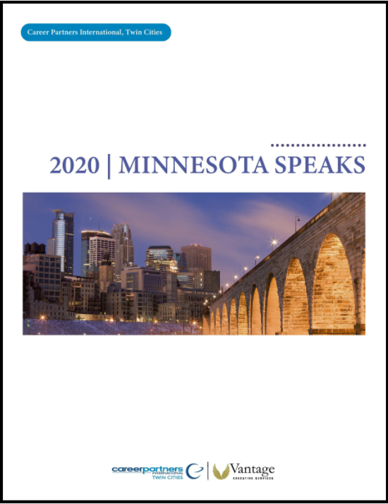 Minnesota Speaks Whitepaper Cover